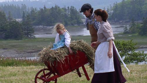 Acadian Family